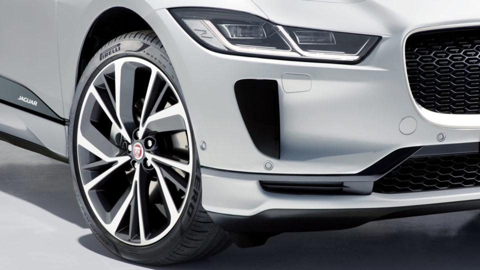 Jaguar Trademarks C-Pace And J-Type Names