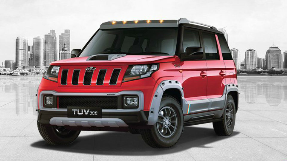 Mahindra Introduces Superstyler Kit For TUV300