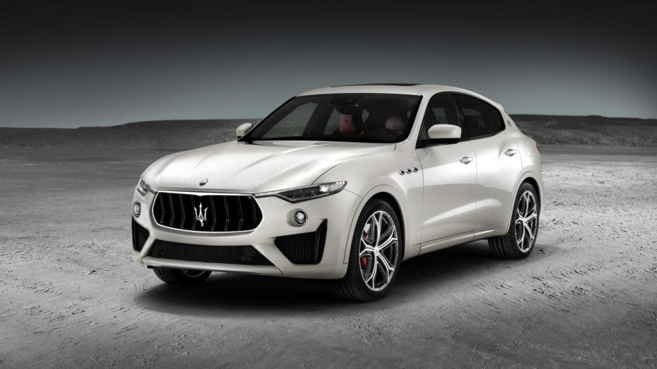 Maserati Levante GTS Unveiled