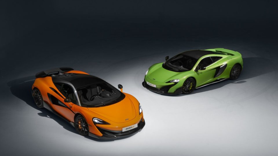 McLaren 600LT Makes World Debut At Goodwood