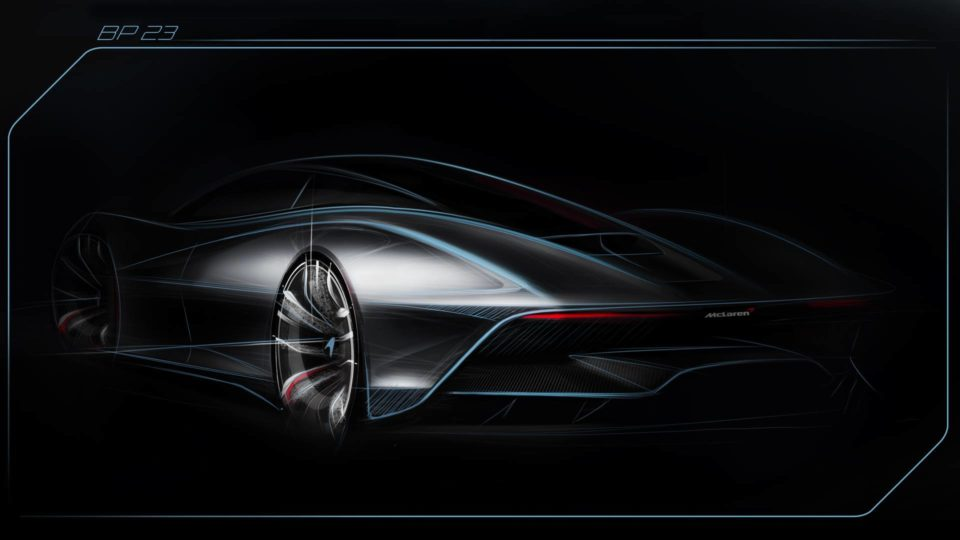 McLaren To Follow Bugatti's Mantra With Speedtail?