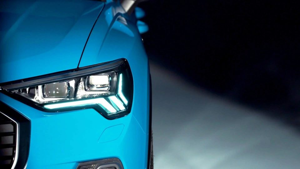 New Audi Q3 Teased Ahead Of July 25 Unveiling
