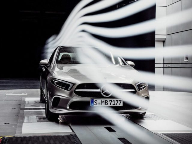 Mercedes-Benz A-Class Sedan Officially Teased