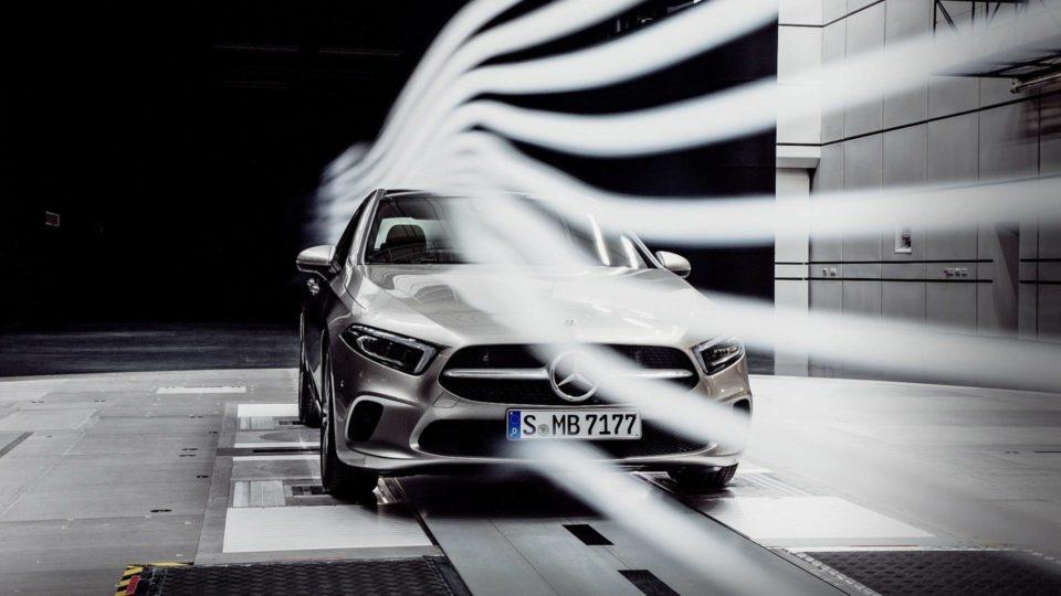 Mercedes-Benz A-Class Sedan Officially Teased