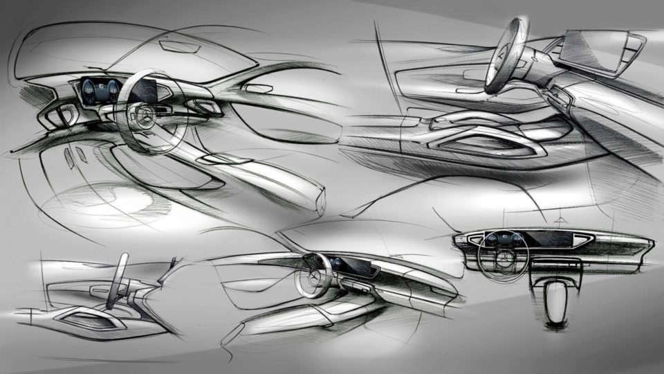 Next-Gen Mercedes-Benz GLE Teaser Campaign Begins