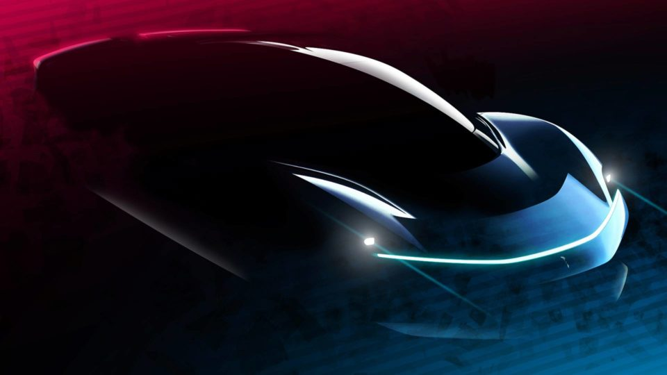 Automobili Pininfarina Releases More Sketches Of PF0 Hypercar