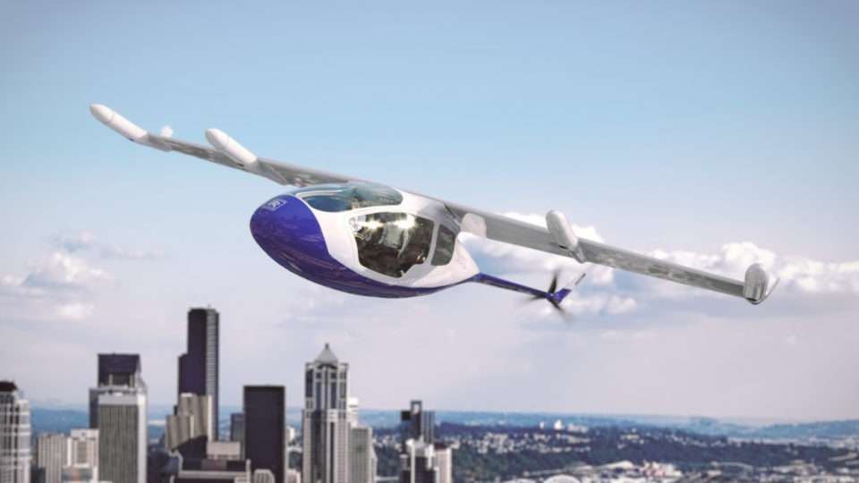 Rolls-Royce Wants To Lead Personal Air Mobility Space