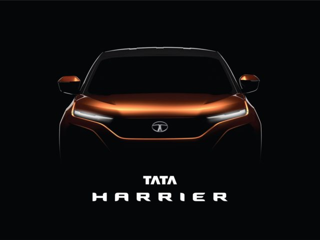Tata Christens H5X Concept SUV As Harrier