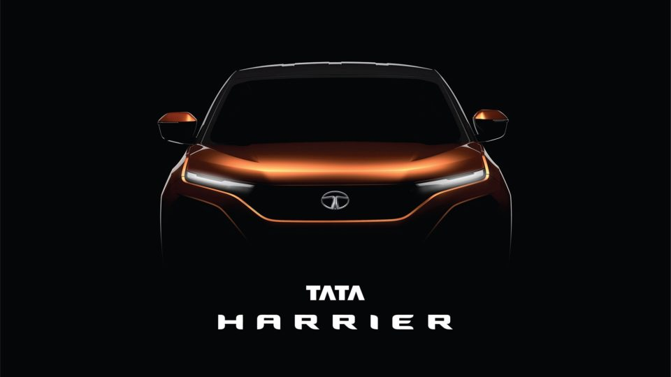 Tata Christens H5X Concept SUV As Harrier