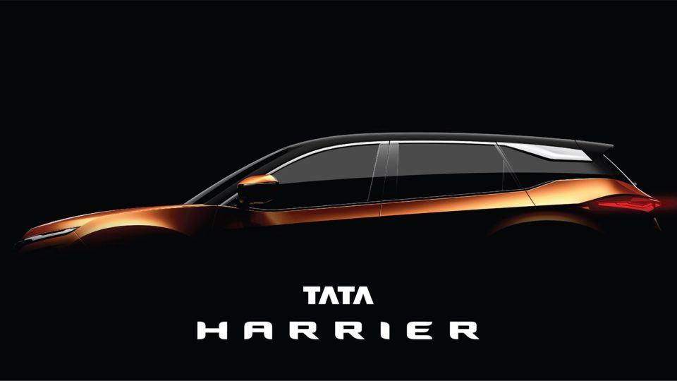 Bookings For The Tata Harrier Are Now Underway