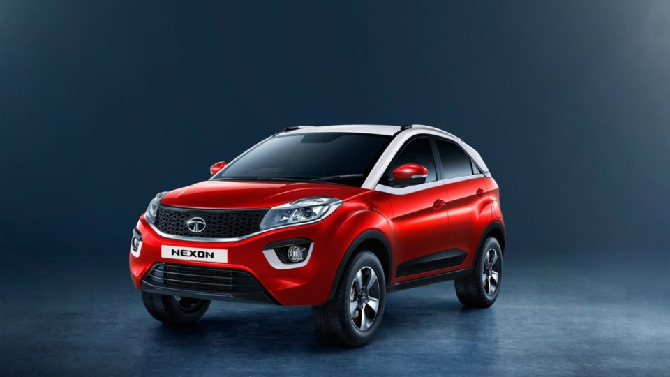 Tata Launches Two Mid-Range AMT Variants Of Nexon