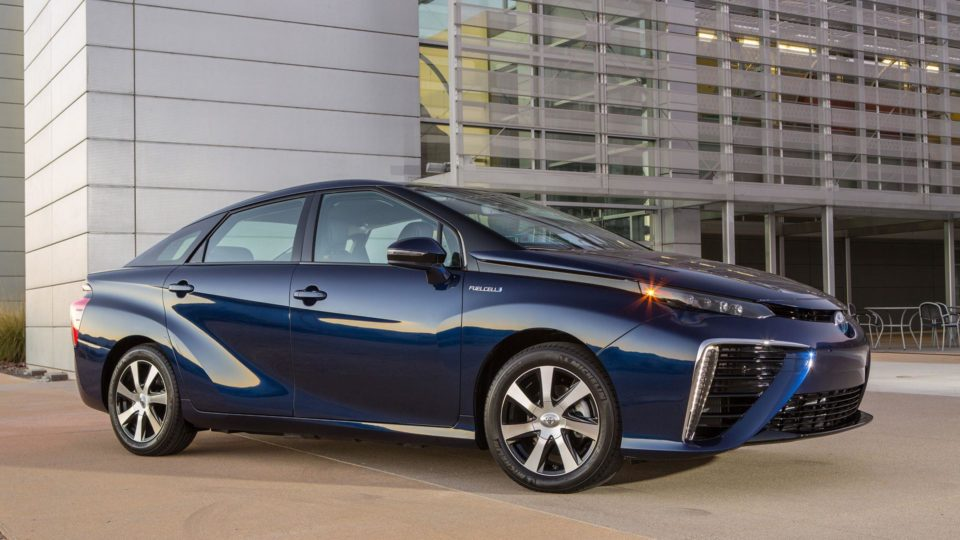 Toyota Might Introduce Hydrogen Fuel-Cell-Powered Mirai In India