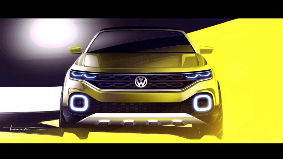 Volkswagen T-Cross Is Definitely India-Bound