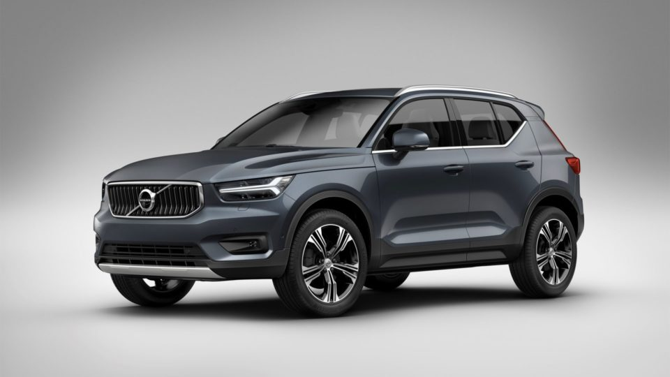 Volvo XC40 Line-Up Expanded In India