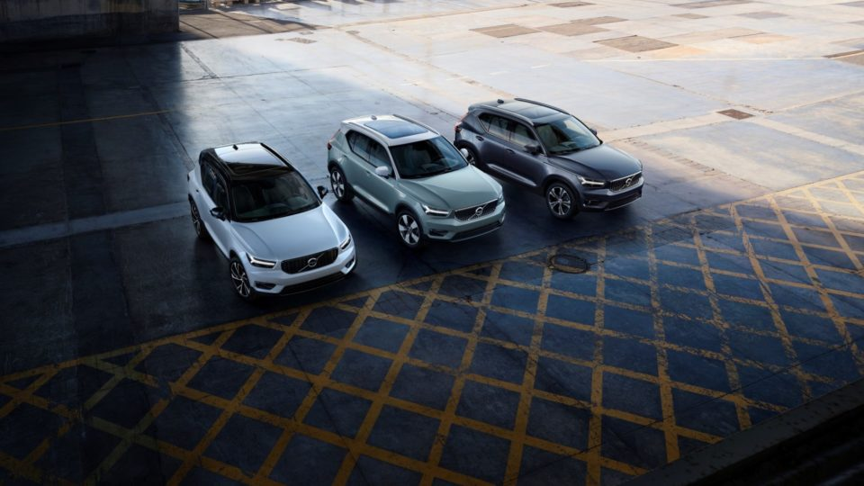 Volvo XC40 Momentum And Inscription Variants Coming Soon To India