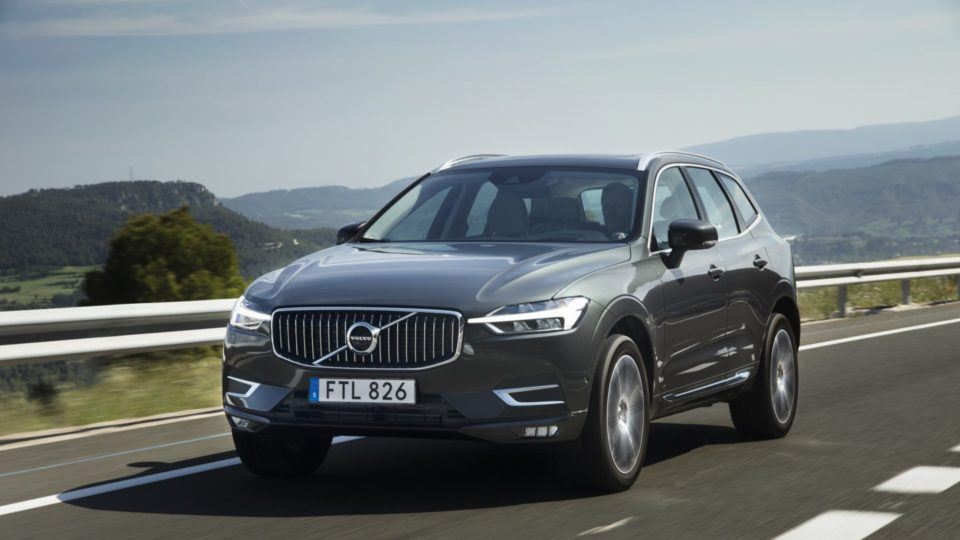Volvo XC60 Will Soon Be Produced Locally