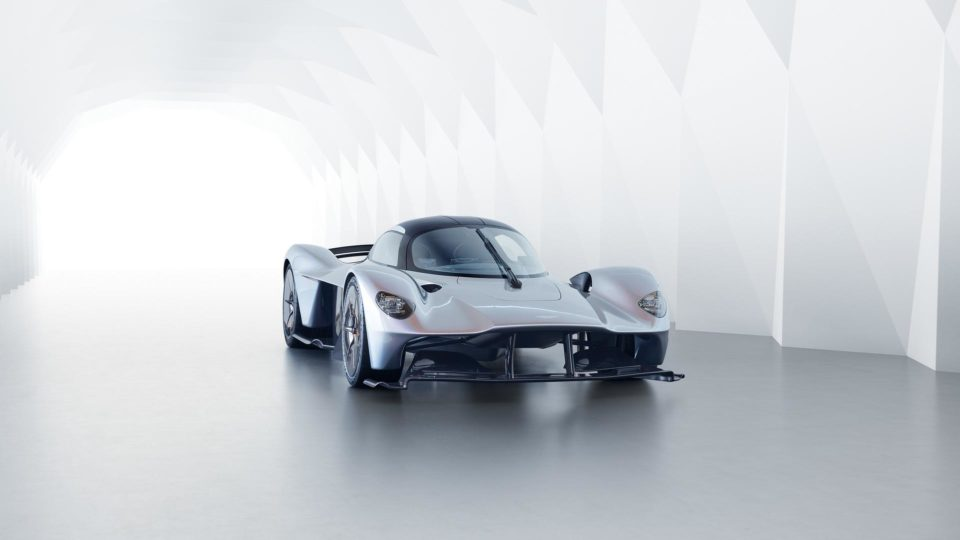 Aston Martin Valkyrie Will Have 1,146PS On Tap