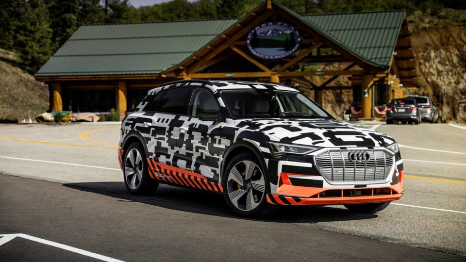 Audi e-Tron Technical Specifications Revealed