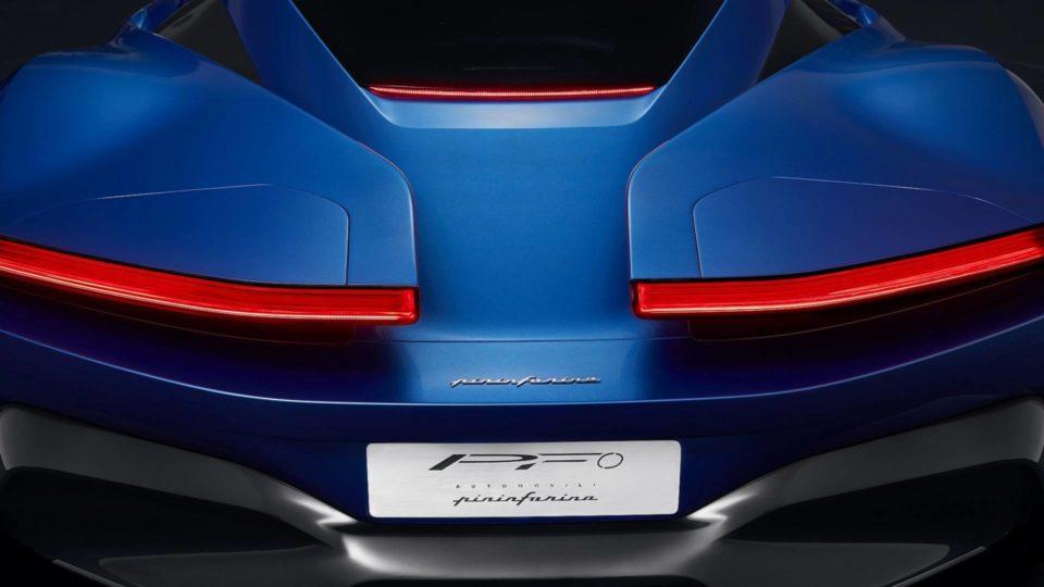 Automobili Pininfarina PF0 Concept Teased In Flesh