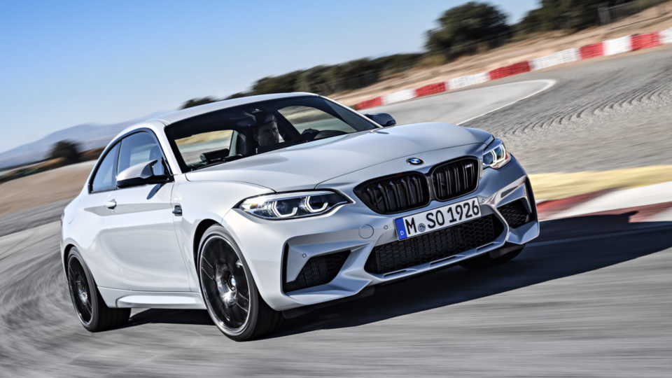 BMW India Website Lists M2 Competition; Launch Expected Around Diwali