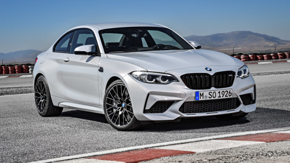 BMW M2 Competition Launched At Rs 79.90 Lakh
