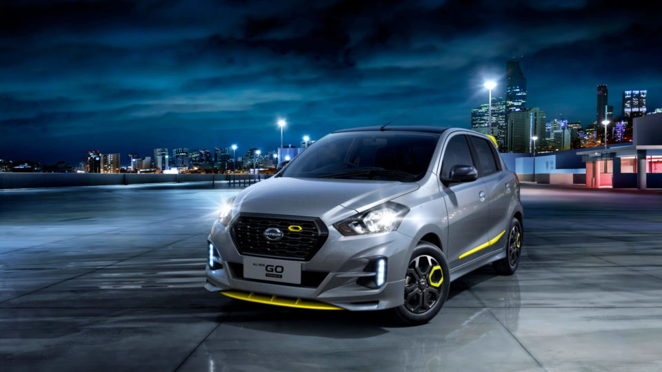 Datsun Go-Live Special Edition Unveiled At GIIAS 2018