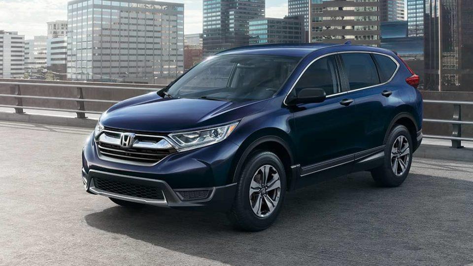 All-New Honda CR-V Launching On October 9