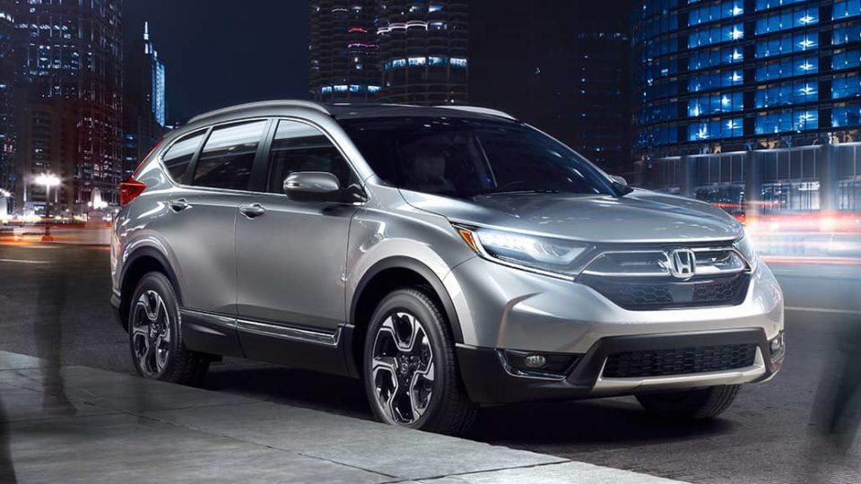 All-New Honda CR-V Launching In October