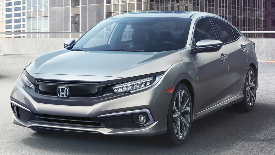 Honda Civic Facelift Unveiled; India Launch Early Next Year
