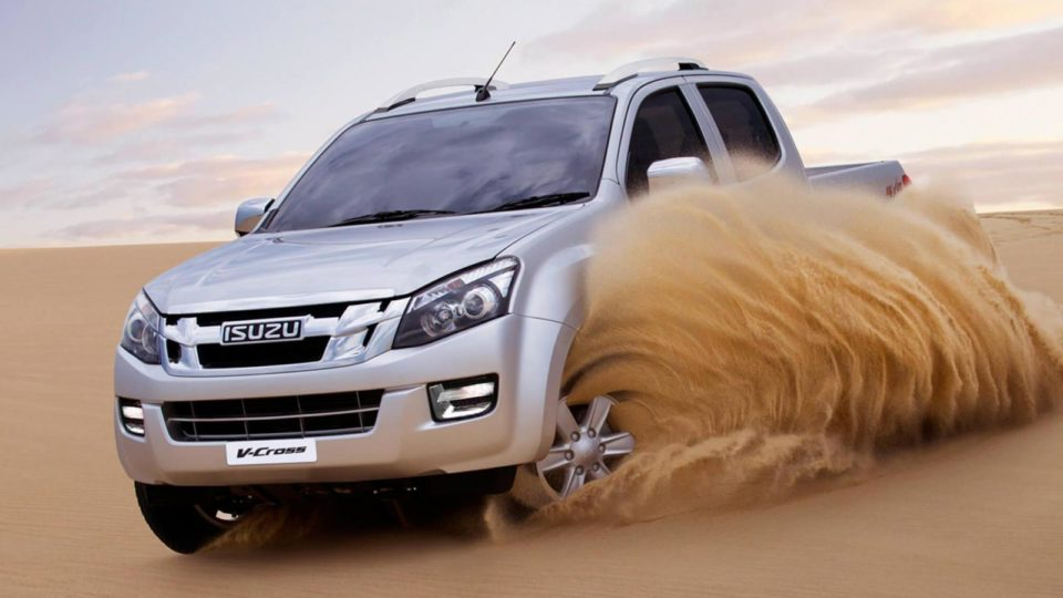 Isuzu To Hike Prices Of D-Max Pick-Ups From September