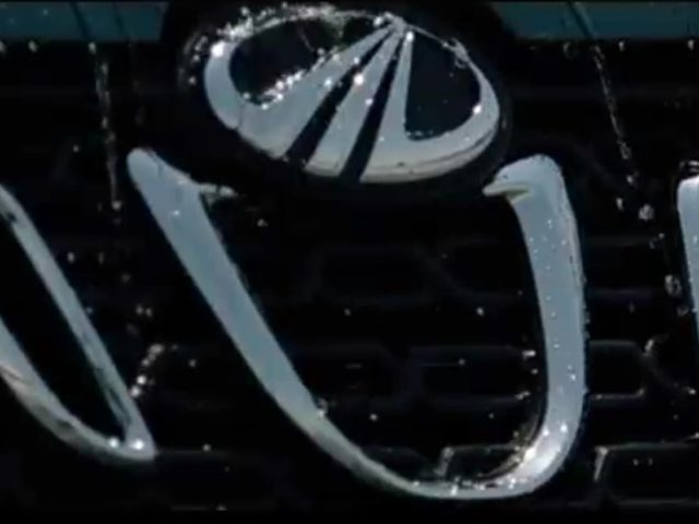 Mahindra Marazzo's Grille Design Teased; Unofficial Bookings Underway