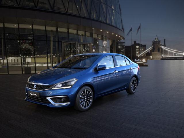Maruti Suzuki Ciaz Facelift: Variants Explained