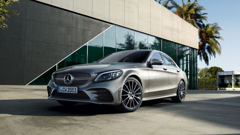 Petrol-Powered Mercedes-Benz C-Class Launched At Rs 43.47 Lakh