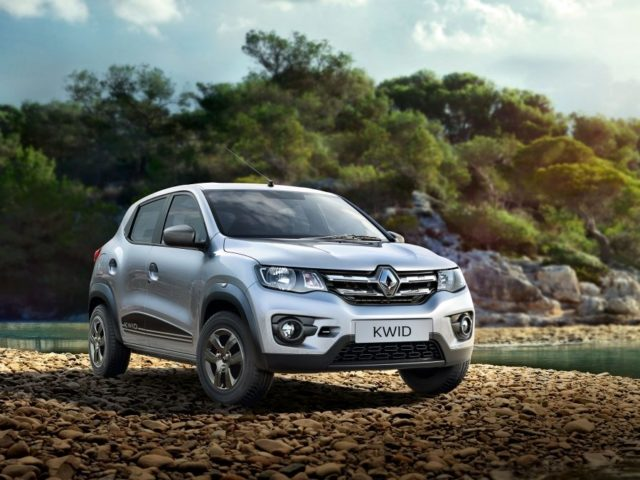 Refreshed Renault Kwid Launched At Rs 2.67 Lakh