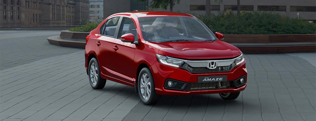 Honda Amaze Crosses 50 000 Sales Milestone Carsaar