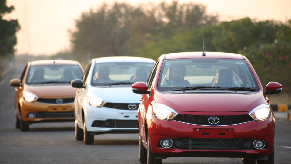 Tata Tiago Now Comes With ABS As Standard