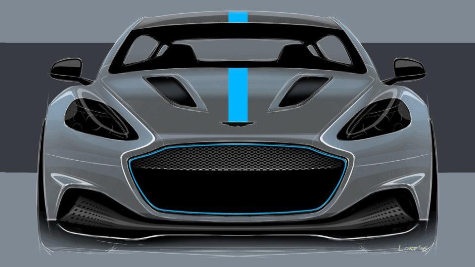 Aston Martin Reveals Technical Details For Rapide E