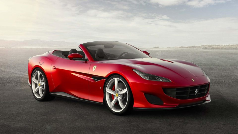 Ferrari Portofino Launching On September 28