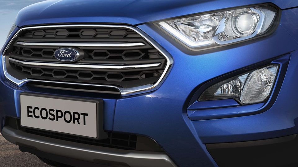 Ford India Recalls 7,249 Units Of EcoSport
