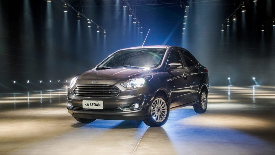 Ford Figo Aspire Facelift To Launch On October 4