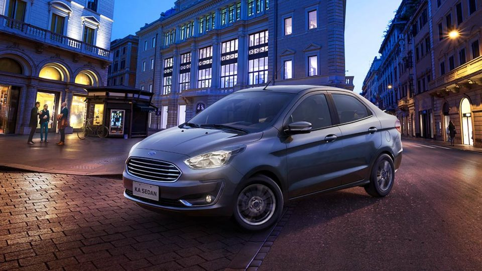 Ford Figo Aspire Facelift Bookings Commence