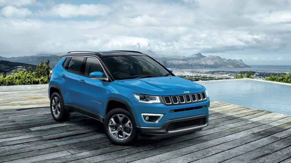Jeep Compass Limited Plus Launched At Rs 21.08 Lakh