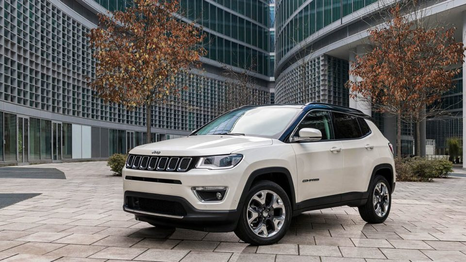 Jeep Compass Limited Plus Variant Launching Soon