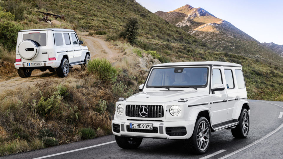 Mercedes-AMG G 63 Launching On October 5