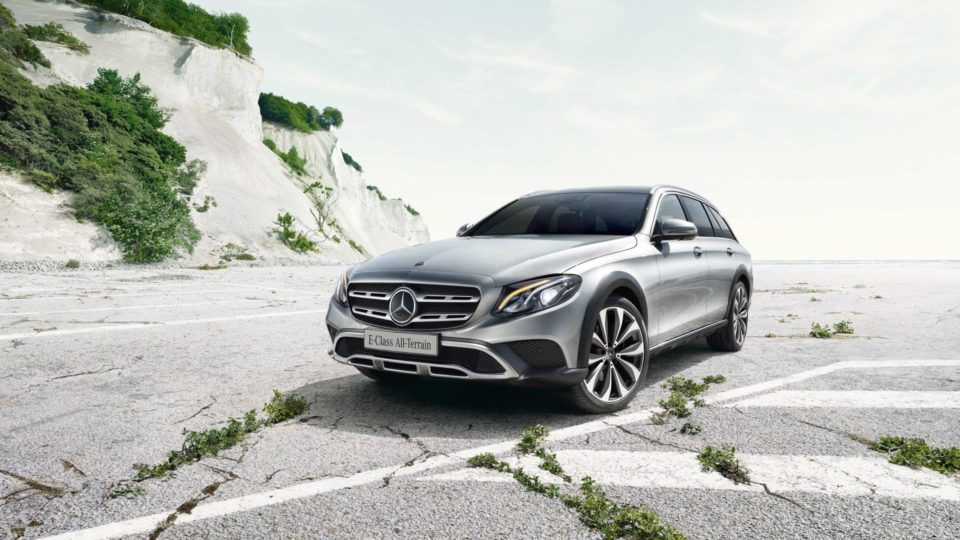 Mercedes-Benz E-Class All-Terrain Launched At Rs 75 Lakh