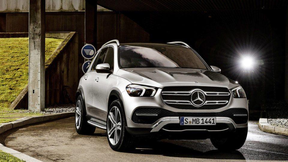 New-Gen Mercedes-Benz GLE Unveiled