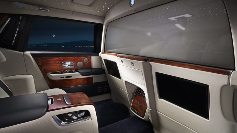 'Privacy Suite' For Rolls-Royce Phantom EWB Revealed