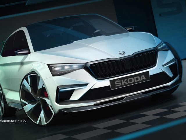 Skoda Opens Up About Vision RS Concept