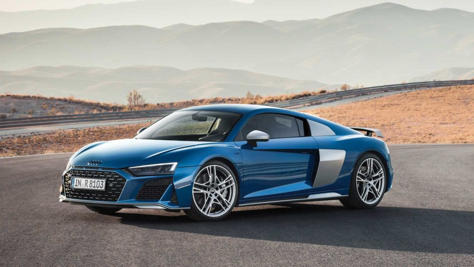 2019 Audi R8 Unveiled As A Sharper, Faster Beast
