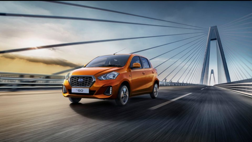 Refreshed Datsun Go, Go+ Launched In India